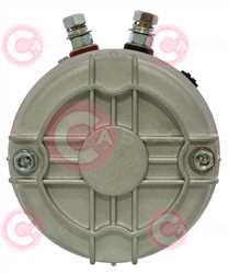 CEM22606 BACK EFEL Type 24V 2,20kW CW