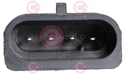 CICPI103 PLUG PIAGGIO Type 12V