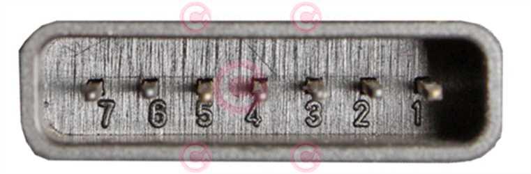 CLS73800 PLUG VAG Type 12V