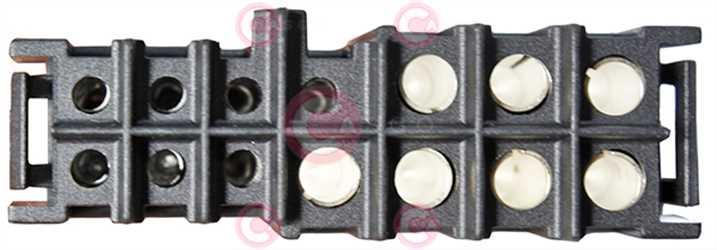 CLS76008 PLUG MERCEDES Type 12V