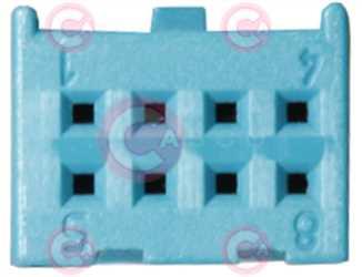 CLS76802 PLUG MERCEDES Type 12V