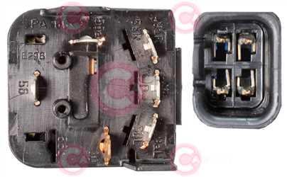 CLS77025 PLUG GM Type 12V