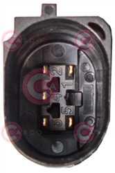 CMG61001 PLUG IVECO Type 12V