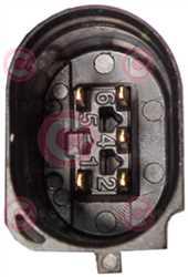 CMG61002 PLUG IVECO Type 12V