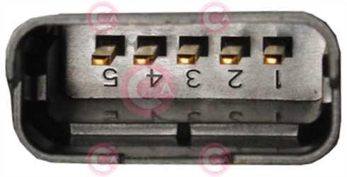 CMG72000 PLUG FORD Type 12V