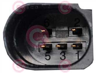 CMG73007 PLUG VAG Type