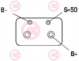 CST60123 PLUG