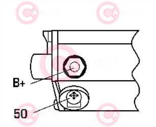 CST40134 PLUG