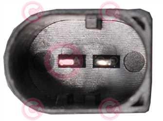 CRE10161 PLUG BOSCH Type 12V