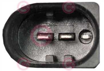 CRE10184 PLUG BOSCH Type 12V