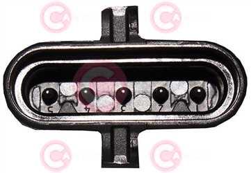 CRE10614 PLUG BOSCH Type 24V
