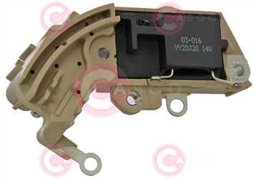 CRE40169 BACK DENSO Type 12V