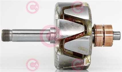 CRO15004 DEFAULT VALEO Type 12V 89,50mm