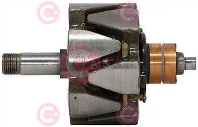 CRO15006 DEFAULT VALEO Type 12V 89,50mm