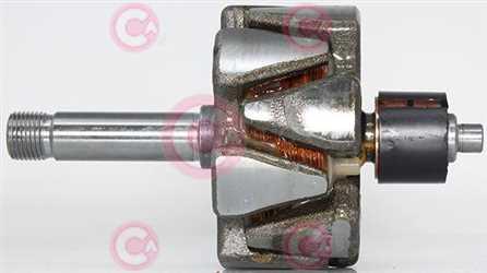 CRO15007 DEFAULT VALEO Type 12V 89,50mm