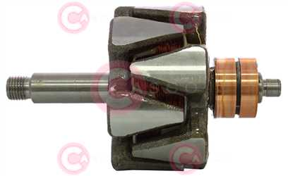 CRO15033 DEFAULT VALEO Type 12V 88,40mm