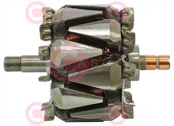 CRO15119 DEFAULT VALEO Type 12V 180Amp 110mm