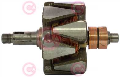 CRO30001 DEFAULT MARELLI Type 12V 88mm