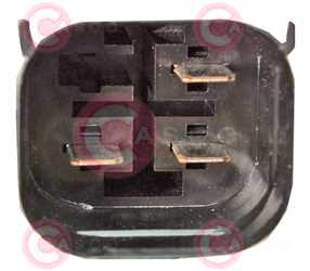 CRS75014 PLUG BMW Type 12V With variable speed governor