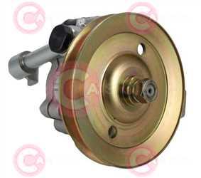 CSP71107 FRONT RENAULT Type PV1 135 mm
