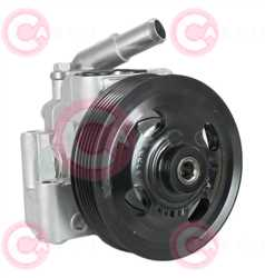 CSP72124 FRONT FORD Type PR6 117 mm