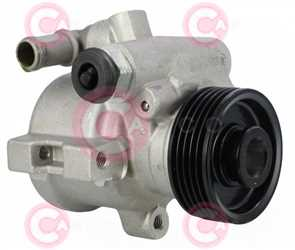 CSP72131 FRONT FORD Type PR5 63 mm