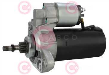 CST10137 SIDE BOSCH Type 12V 1,70kW 9T CCW