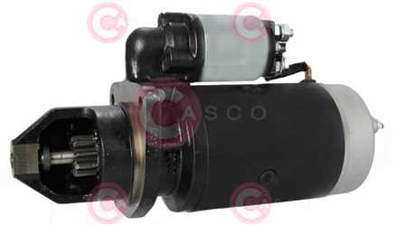 CST10667 SIDE BOSCH Type 24V 4kW 9T CW