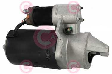 CST15170 SIDE VALEO Type 12V 1,20kW 9T CW