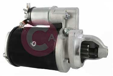 CST25101 SIDE LUCAS Type 12V 2,80kW 10T CW