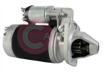 CST25114 SIDE LUCAS Type 12V 2kW 11T CW