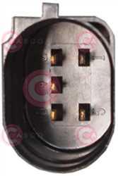 CVG71012 PLUG