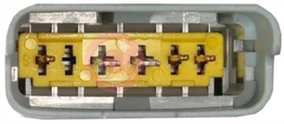 CVG72001 PLUG FORD Type 12V