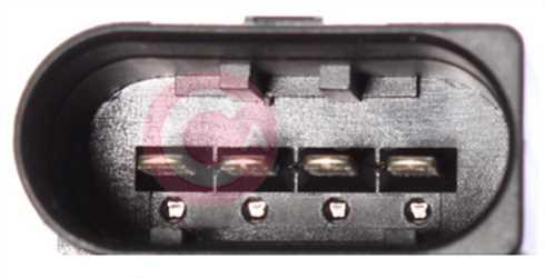 CVG76024 PLUG MERCEDES Type 12V