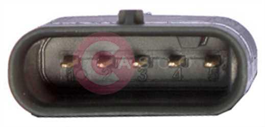 CVG76028 PLUG MERCEDES Type 12V