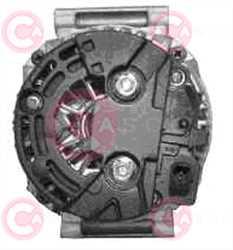 CAL10145 BACK BOSCH Type 12V 87Amp PR6