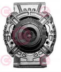 CAL10145 FRONT BOSCH Type 12V 87Amp PR6