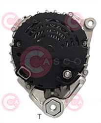 CAL10154 BACK BOSCH Type 12V 120Amp PR6