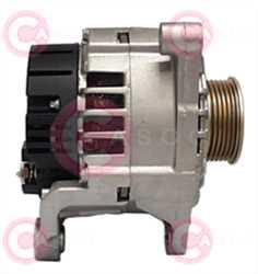 CAL10154 SIDE BOSCH Type 12V 120Amp PR6