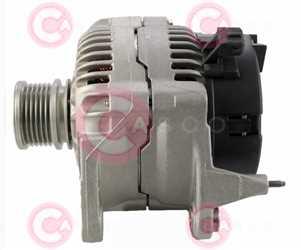 CAL10204 SIDE BOSCH Type 12V 70Amp PFR6
