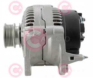 CAL10207 SIDE BOSCH Type 12V 90Amp PFR5