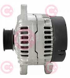 CAL10213 SIDE BOSCH Type 12V 120Amp PR6