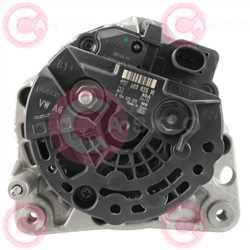 CAL10229 BACK BOSCH Type 12V 90Amp PR6