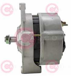 CAL10237 SIDE BOSCH Type 12V 85Amp