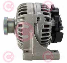 CAL10358 SIDE BOSCH Type 12V 160Amp PFR6