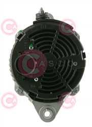 CAL10382 BACK BOSCH Type 12V 70Amp PV1