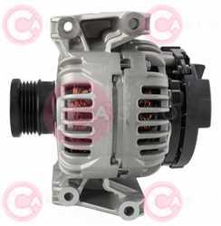 CAL10385 SIDE BOSCH Type 12V 120Amp PR5