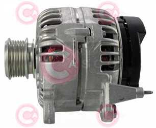 CAL10395 SIDE BOSCH Type 12V 140Amp PFR6