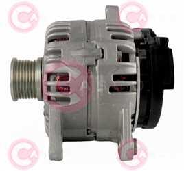 CAL10399 SIDE BOSCH Type 12V 120Amp PFR7
