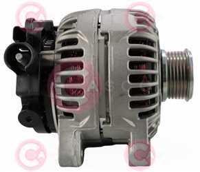CAL10409 SIDE BOSCH Type 12V 145Amp PFR6